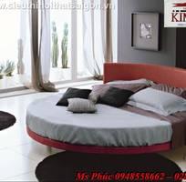 6 Giường tròn sành điệu   giường tròn giá rẻ giảm giá sốc