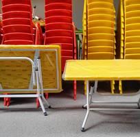 8 Bàn ghế nhựa Việt Nam