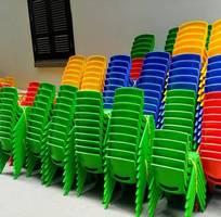 12 Bàn ghế nhựa Việt Nam