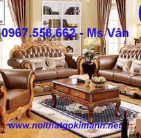 5 Sofa tân cổ điển nhập khẩu - bán sofa tân cổ điển cao cấp giá rẻ tại xưởng