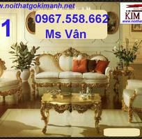 15 Sofa tân cổ điển nhập khẩu - bán sofa tân cổ điển cao cấp giá rẻ tại xưởng
