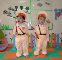1 Quần áo hóa trang nghề nghiệp cho bé