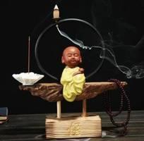 7 Thác khói trầm hương tụ vượng khí, tăng tài lộc