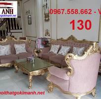 11 Sofa tân cổ điển cao cấp Cần Thơ An Giang - sofa cổ điển