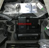 4 Micro không dây cài đầu shure pgx242 giá rẻ