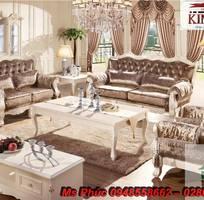 7 Sofa tân cổ điển hồ chí minh, sofa tân cổ điển nhập khẩu cao cấp
