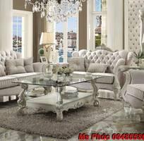 11 Sofa tân cổ điển hồ chí minh, sofa tân cổ điển nhập khẩu cao cấp