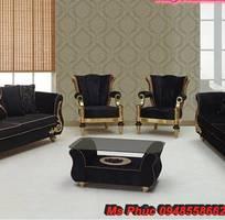 12 Sofa tân cổ điển hồ chí minh, sofa tân cổ điển nhập khẩu cao cấp