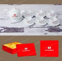Bộ ấm trà giá rẻ tại TPHCM - In ấm trà theo yêu cầu tại TPHCM - Liên hệ: 0905 780 166