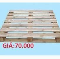 6 Pallet nhựa pallet gỗ cũ mới các loại
