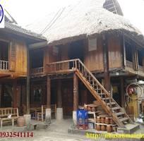 Phòng nhà sàn Mai Châu cho thuê giá rẻ