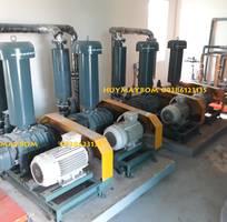 1 Máy thổi khí nước thải ,ao tôm Trundean Đài loan