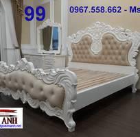 6 Giường cổ điển - giường ngủ tân cổ điển q1 q2 q7 q9
