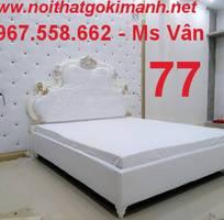 11 Giường cổ điển - giường ngủ tân cổ điển q1 q2 q7 q9