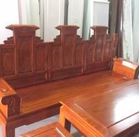 3 Bộ bàn ghế âu á hộp - gỗ sồi nga - Loại 2m2 và 2m4