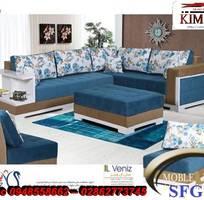 13 Sofa góc giá rẻ tphcm, sofa góc nhỏ gọn, giá sofa góc bọc vải bố, nỉ tại Đà Lạt, Đồng nai