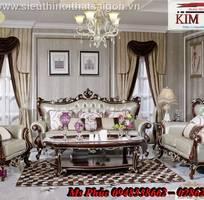 3 Sofa tân cổ điển giá rẻ, sofa cổ điển tphcm, giá ghế sofa đơn cổ điển Châu Âu tại Đà Lạt