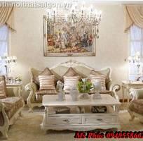 9 Sofa tân cổ điển giá rẻ, sofa cổ điển tphcm, giá ghế sofa đơn cổ điển Châu Âu tại Đà Lạt