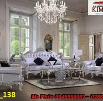 16 Sofa tân cổ điển giá rẻ, sofa cổ điển tphcm, giá ghế sofa đơn cổ điển Châu Âu tại Đà Lạt