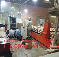 3 Sửa chữa máy cnc đục gỗ