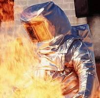 1 Quần áo bảo hộ lao động chống nhiệt Chất lượng