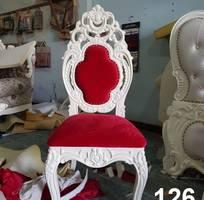 12 Bàn ăn cổ điển - bán bộ bàn ghế ăn tân cổ điển cao cấp tại xưởng