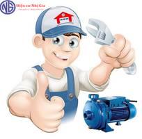 Sửa máy bơm nước tại nhà huyện Hóc Môn - online