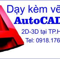 Dạy vẽ Autocad 2D-3D tại Trảng Bàng - Tây Ninh