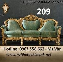 12 Top 14 mẫu sofa cổ điển đẹp cao cấp Tphcm
