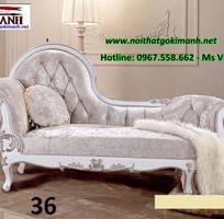 4 Ghế Sofa Thư Giãn Cổ Điển - Ghế Sofa Cổ Điển Phong Cách Châu Âu Cao Cấp Q3 Q4