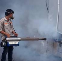 2 Máy phun thuốc bảo vệ thực vật tạo khói