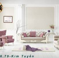 3 Ghế sofa phòng khách chung cư cao cấp giá rẻ tại quận 9, quận 2