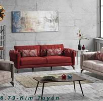 4 Ghế sofa phòng khách chung cư cao cấp giá rẻ tại quận 9, quận 2