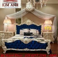 10 Top 10 mẫu giường ngủ tân cổ điển nhập khẩu giá rẻ nhưng cực đẹp tại Cần Thơ, An giang, Đà lạt
