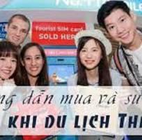 3 Sim 3G-4G du lịch Thái Lan giá rẻ