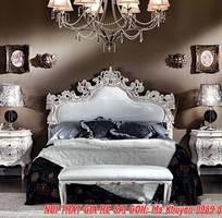 19 Giường ngủ tân cổ điển cao cấp