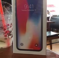 1 Bán iPhone X 64GB trắng Fpt nguyên hộp