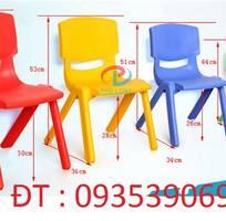 7 Mầm non ghế bàn, giường ngủ cho bé mẫu giáo