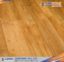 4 Sàn gỗ Janmi 8mm sản xuất tại Malaysia