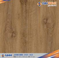 10 Sàn gỗ Janmi 8mm sản xuất tại Malaysia