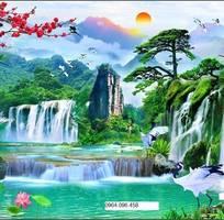 3 Gạch tranh phong cảnh 3d