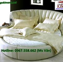 6 Xưởng chuyên đặt mới giường tròn rẻ đẹp sỉ lẻ giao hàng trên toàn quốc