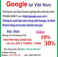 Cách sử dụng mã khuyến mãi  google đơn giản nhất