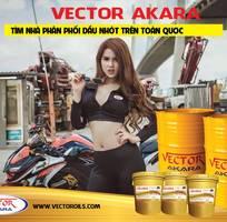 Cần tìm đối tác làm nhà phân phối đại lý dầu nhớt Vector