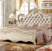 Giường ngủ cổ điển, tân cổ điển bình dương giá rẻ