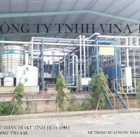 2 Chuyên cung cấp Than Hoạt Tính xử lý bể nước thải dệt nhuộm