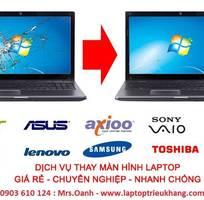 Sửa chữa Laptop, Macbook giá rẻ tại quận Tân Bình