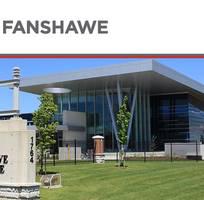 Du dọc Canada tại trường Fanshawe College