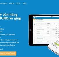 1 Phần mềm quán lí bán hàng Suno.vn