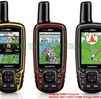 Máy định vị GPS đo đất rừng Garmin Map 64s